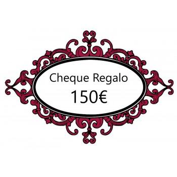 Cheque Regalo 150€