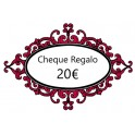 Cheque Regalo 20€