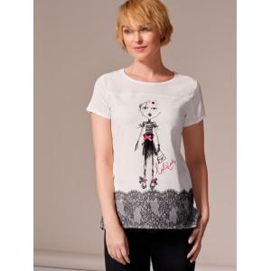 Camiseta con muñeca LolitasyL