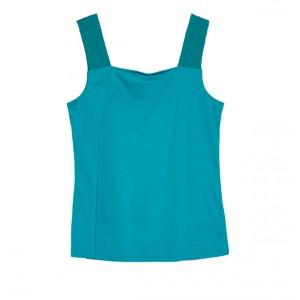 Camiseta Van Dos tirantes elasticos azul