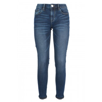 Jeans mujer Yes Zee skinny lavado