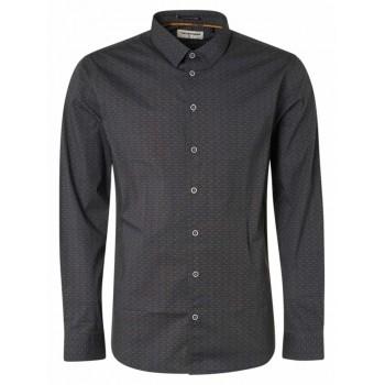 Camisa con estampado geométrico No Excess