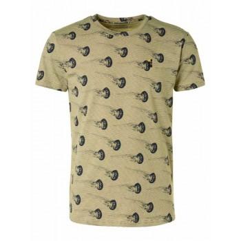 Camiseta con medusas No Excess