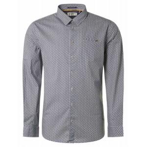 Camisa con estampado geometrico No Excess
